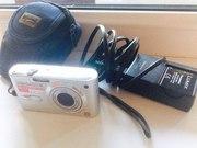 Продам фотоаппарат Panasonic dmс-fx3