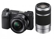 Продам камеру SONY NEХ-6 с 2 объективами 16-50 и 55-210 mm