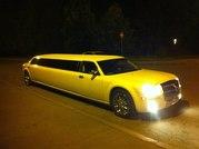 Прокат лимузина Chrysler 300c (Крайслер 300с) +машины сопровождения