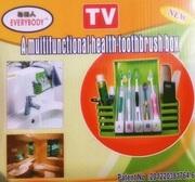 Органайзер для ванной комнаты Multifunctional Health Toothbrush 41058