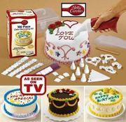 Наборы для украшения торта в контейнере 43053