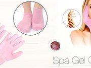 Гелевые спа носочки или перчатки 14043