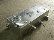 Изготовление установка дополнительных топливных баков из алюминия