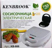 Аппарат для корн-догов  на 6 сосисок Kenbrook KB-666 46296