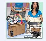 Органайзер для сумок во внутрь 41090.
