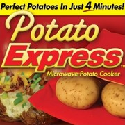 Мешочек для приготовления картофеля в микроволновой печи 43126