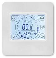 Терморегуляторы для тёплого пола,  Тёплые полы разного типа
