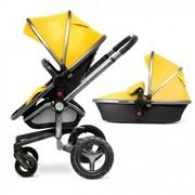Королевская коляска Surf 2 Yellow