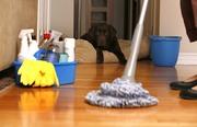 Услуга по уборке квартир