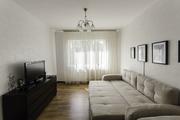 1-комнатная квартира посуточно,  мкр Орбита-3,  Торайгырова 26 — Саина