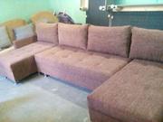 Мягкая мебель диван угловой
