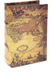 Шкатулка-книга География 46363