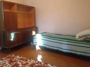 в районе КагЗУ града сдам в аренду 2-комнатную квартиру в частном доме