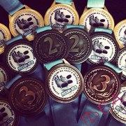 Изготовление медалей, спортивные медали