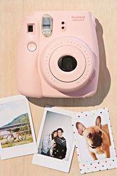 Fujifilm Instax Mini 8 фотоаппарат Алматы белый розовый черный