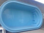 Бассейн из стеклопластика (строительство,  ремонт)