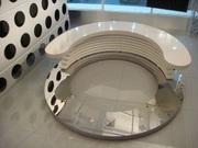 Изготовление столешницы,  подоконников,  раковин (искусственный камень)