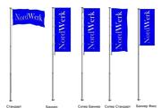 Флаги и флагштоки