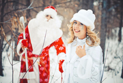 Ведущий,  тамада на Новый год + Дед Мороз и Снегурочка