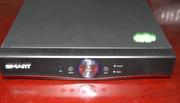 Продам Гибридный,  цифро-аналоговый видеорегистратор на 4 камеры