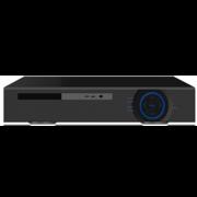 Продам Гибридный,  цифро-аналоговый видеорегистратор на 4 камеры,  LAN,