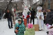 волшебство Дед а Мороза