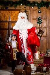 Заказать Деда Мороза на дом детям