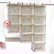 Органайзер для одежды мишки 3-4-5 полок 46399