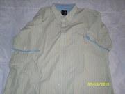 Рубашка летняя на выпуск