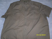 Рубашка сафари