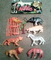 Набор диких животных 46405