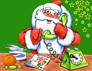 Заказать Деда Мороза и Снегурочку в Алматы