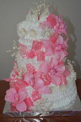 Свадебные торты на заказ в Алматы