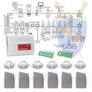 Системы оповещения и управления эвакуацией - установка,  настройка