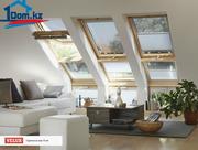 Мансардные окна Velux ( 1Dom.kz )