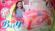 Кроватка детская с пупсом Baby 46427
