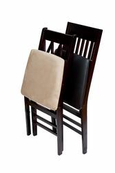 Складные деревянные стулья FOLDY для Гостиной