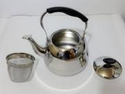 Чайник заварочный с ситом 1л