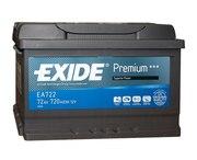 EXIDE - аккумуляторы! Огромный выбор
