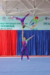 Акробатика и гимнастика (Алматы)
