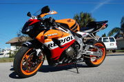 2007 мотоцикл Honda CBR1000RR