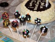 Пончики,  капкейки,  кейк попсы,  фаршированные блинчики на заказ