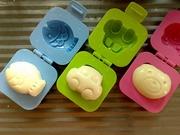 Набор для формирования форм из варенных яиц (2 штуки) 46057