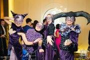 Входная группа «Венецианский карнавал» на встрече гостей от TESLA Art Lab