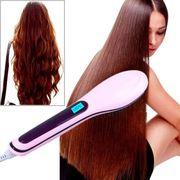 Электрическая расческа-выпрямитель Fast Hair Straightener Фаст Хэир