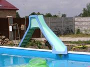 Горки для бассейнов и аквапарков