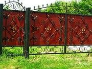 Изготовим и смонтируем ворота