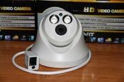 Продам купольная IP камера,  1, 3 MP,  (960P),  фиксированная мегапиксельн