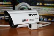 Продам IP-камера уличная,  линза 3, 6mm фиксированная ,  модель Smart 104