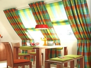 Индивидуальный пошив штор и портьера
